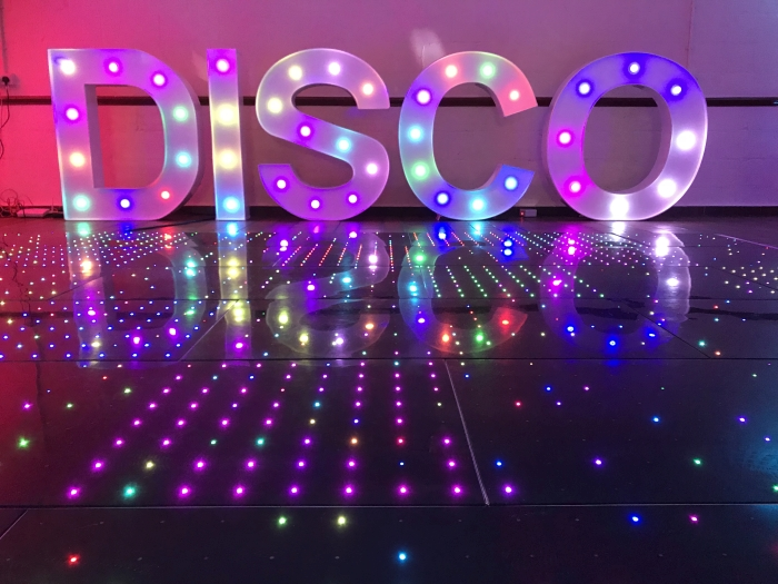Disco Party Enquiry Form